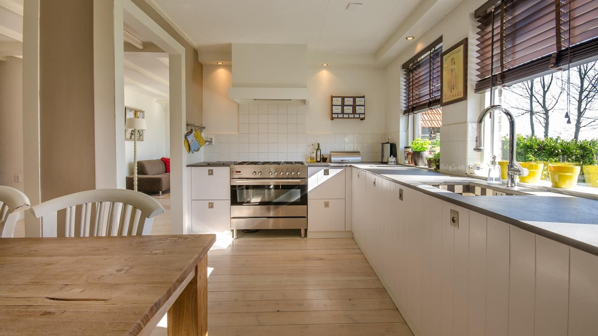 Comment réussir l'aménagement de votre cuisine