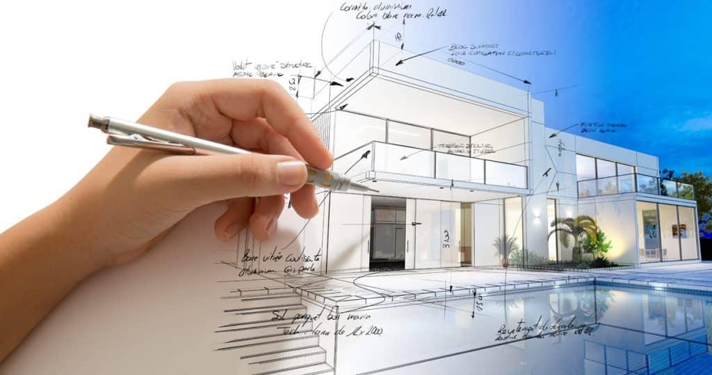 Plan De Maison Moderne Gratuit Infos Telechargement