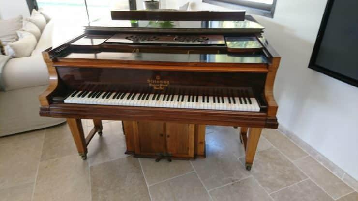 Comment garantir un transport de piano en toute sécurité à paris?