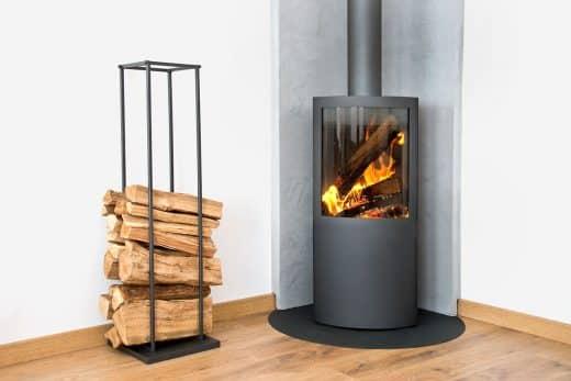 Comment installer un poêle à bois sans conduit de cheminée?