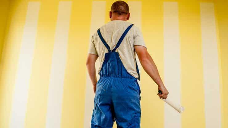 Faire appel à un peintre pour la décoration