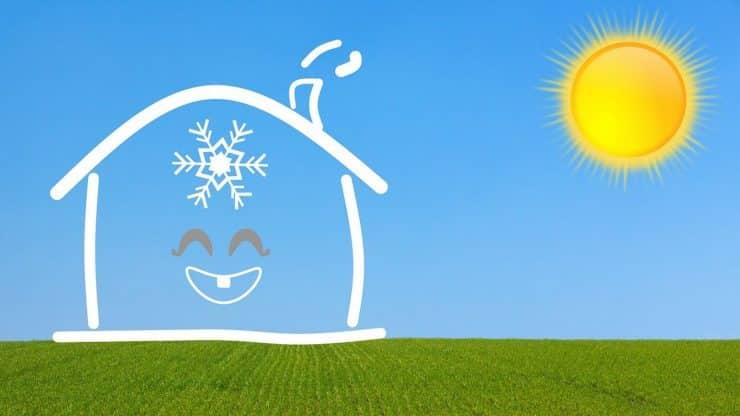 3 raisons d'installer une pompe à chaleur réversible en montagne