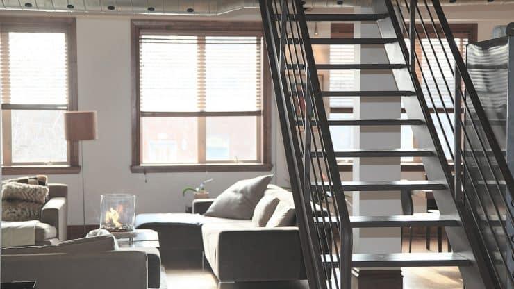 Les avantages d'un escalier en métal