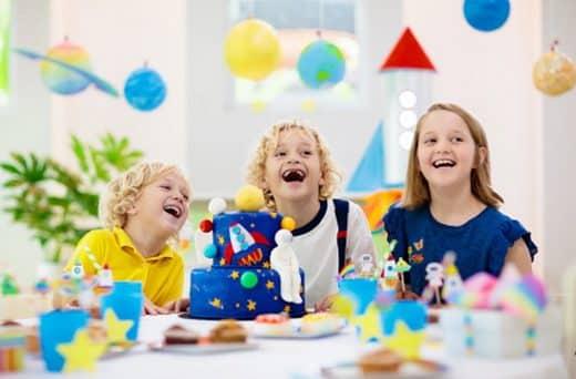 Fête d'enfant: comment créer une bonne ambiance?