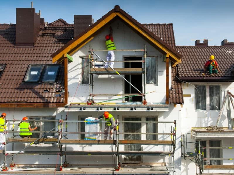 Quelles sont les différentes interventions d'un prestataire en peinture bâtiment?
