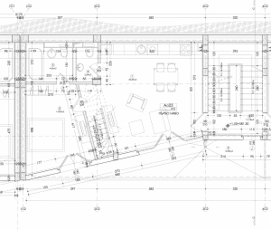 Plan de maison moderne N°4