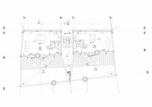 Plan de maison moderne N°5