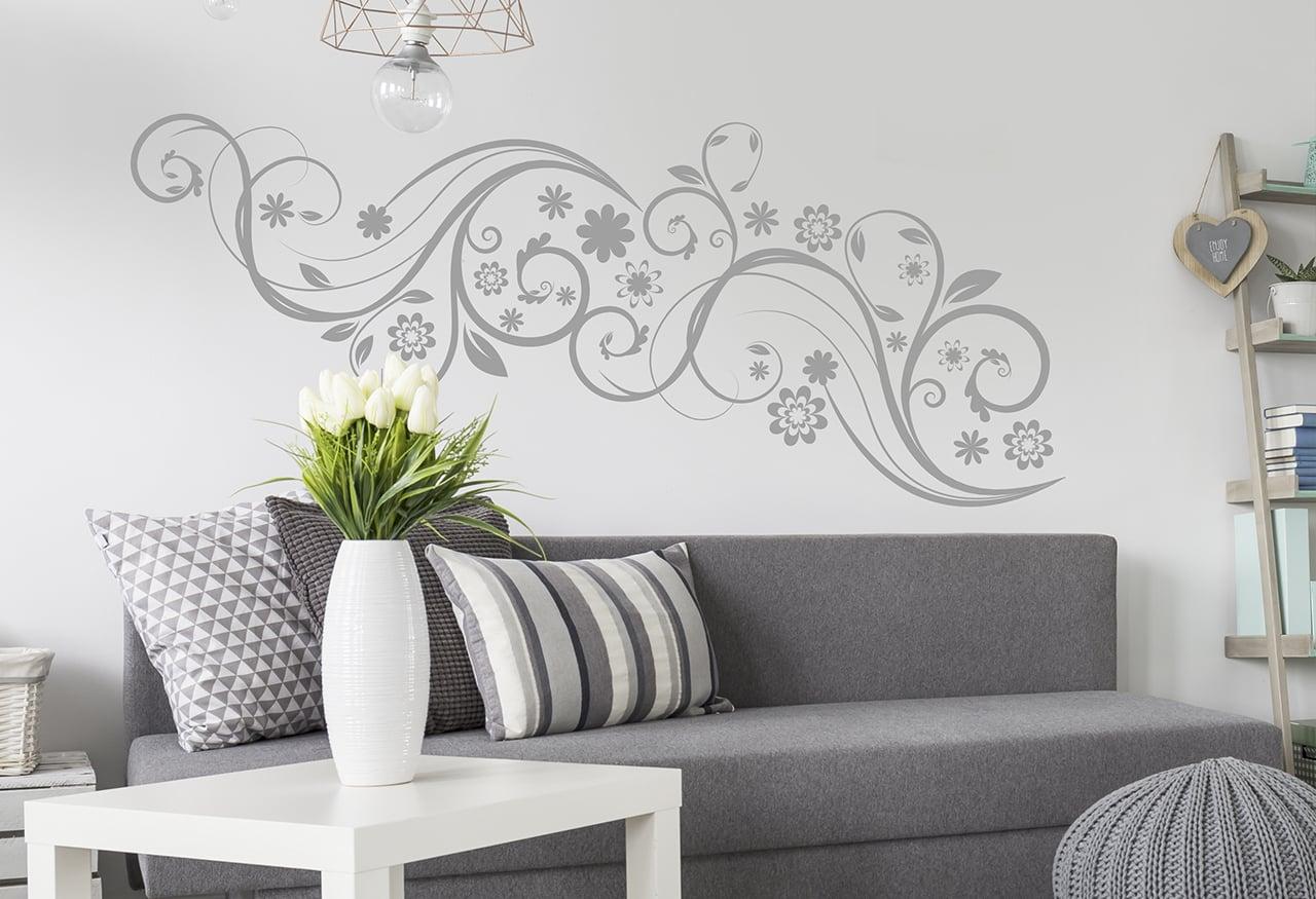 Pourquoi les stickers muraux pour la décoration intérieure?