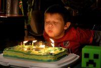 Comment organiser l'anniversaire d'un petit garçon?
