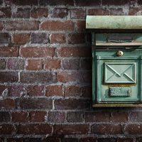 Remplacer le cylindre d'une boîte aux lettres