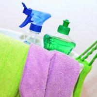 Les produits de nettoyage pour l'extérieur de la maison