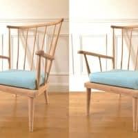 Comment dater un fauteuil de bureau baumann ?